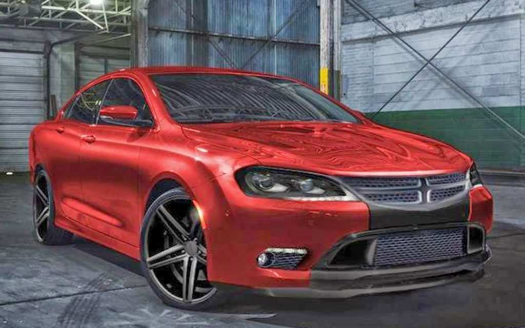 87 The Dodge Avenger 2020 New Concept with Dodge Avenger 2020