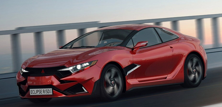 88 All New Mitsubishi Eclipse Coupe 2020 Redesign with Mitsubishi Eclipse Coupe 2020