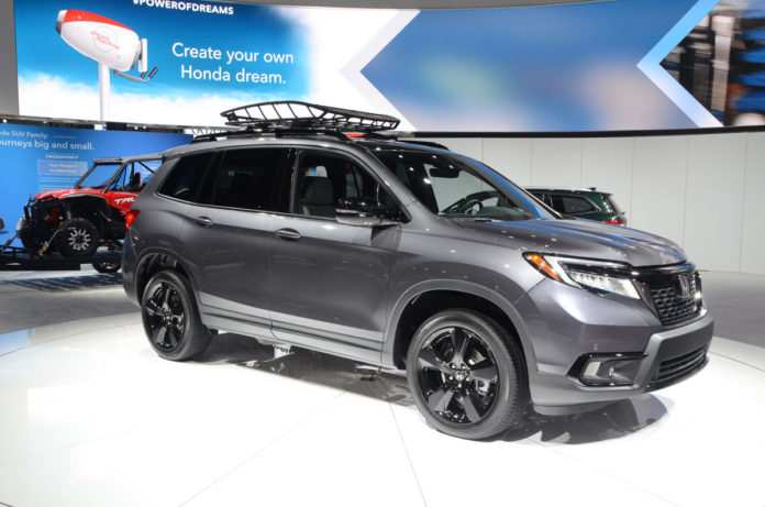88 Best Review Honda Passport 2020 Photos with Honda Passport 2020