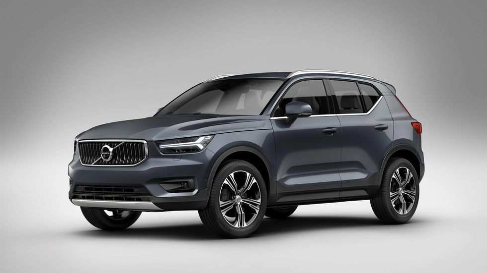 88 Best Review Volvo Xc40 Inscription 2020 Spy Shoot by Volvo Xc40 Inscription 2020