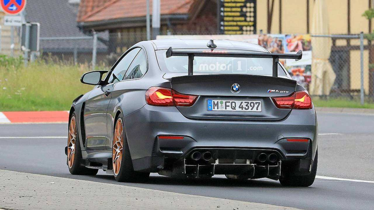 88 Concept of 2019 Bmw M4 Gts Overview for 2019 Bmw M4 Gts