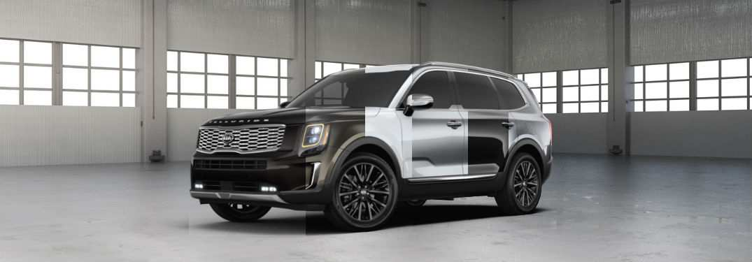 88 Concept of 2020 Kia Telluride Black Copper Redesign and Concept with 2020 Kia Telluride Black Copper