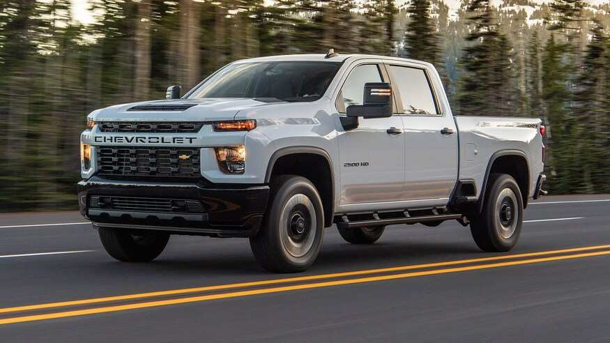 88 Concept of Release Date For 2020 Gmc 2500 Exterior and Interior with Release Date For 2020 Gmc 2500
