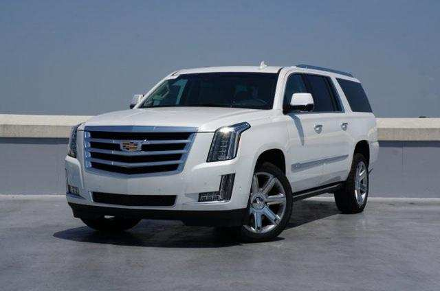 88 Gallery of 2020 Cadillac Escalade White Pictures for 2020 Cadillac Escalade White