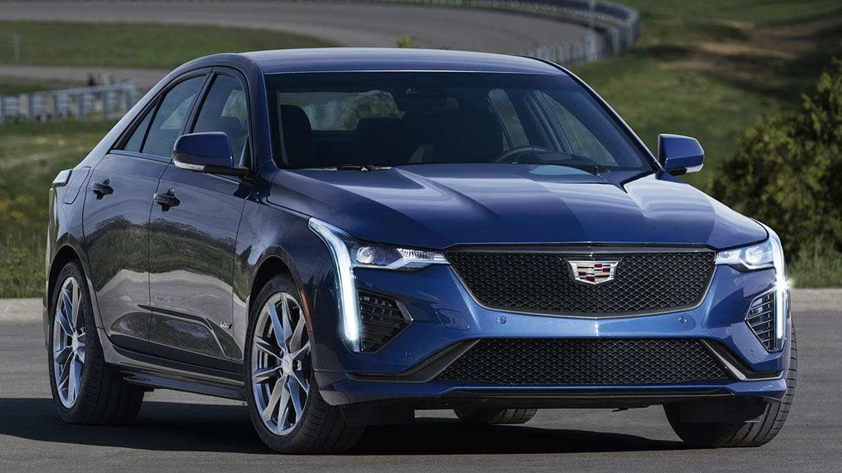 88 Gallery of Cadillac For 2020 Exterior for Cadillac For 2020