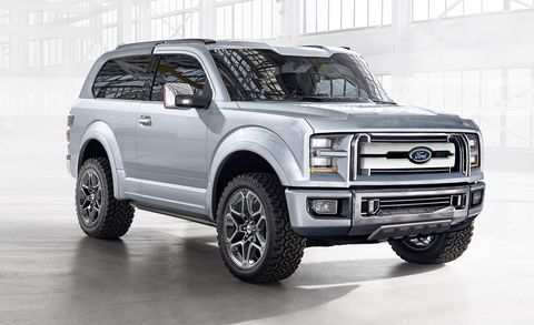 88 Gallery of Ford S New Bronco 2020 Redesign and Concept by Ford S New Bronco 2020