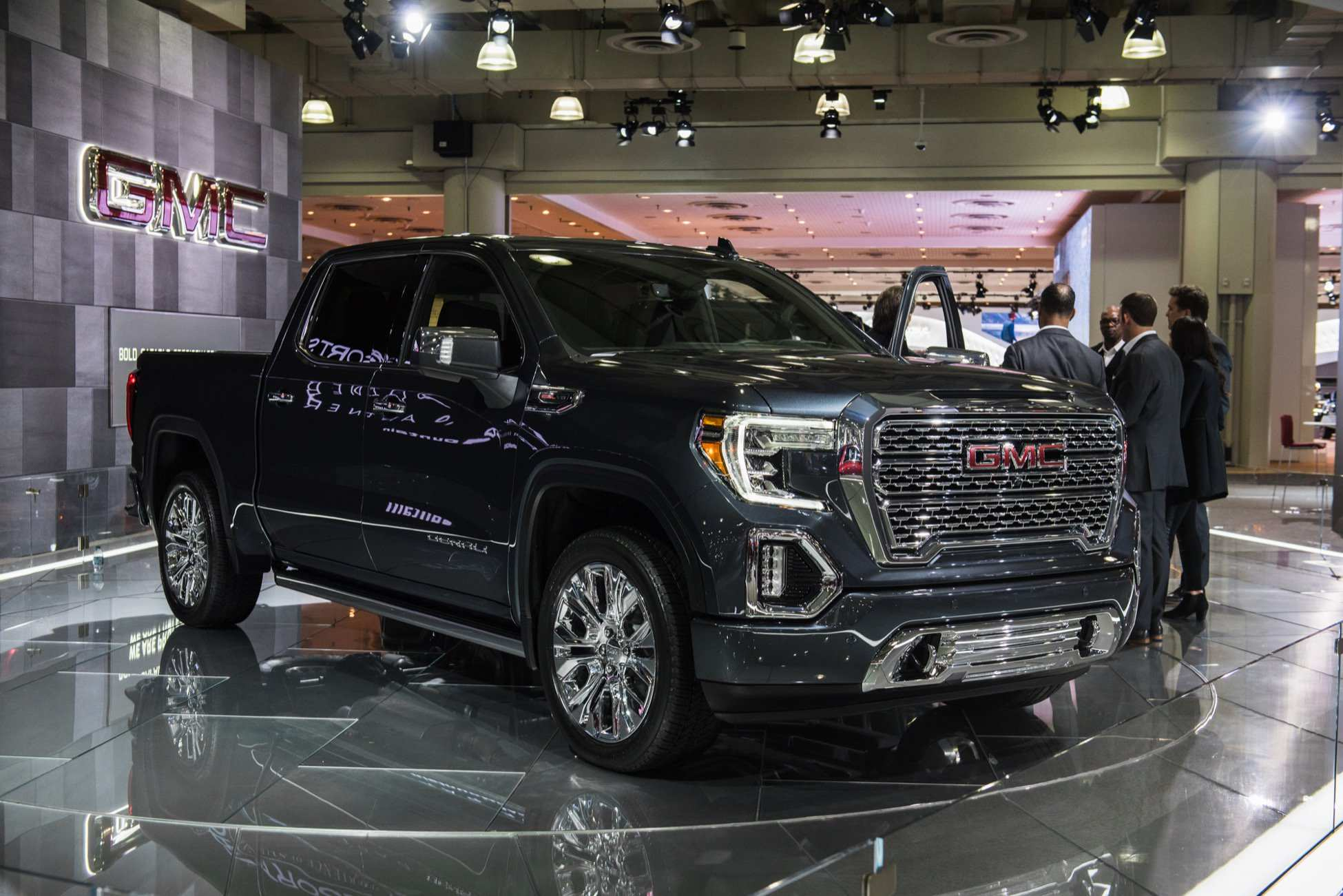 88 Gallery of Gmc Pickup 2020 Overview by Gmc Pickup 2020