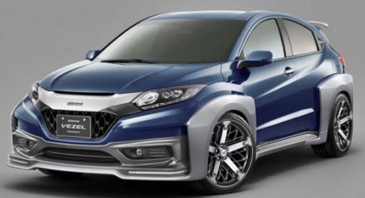 88 Gallery of Honda Vezel 2020 Model Reviews by Honda Vezel 2020 Model