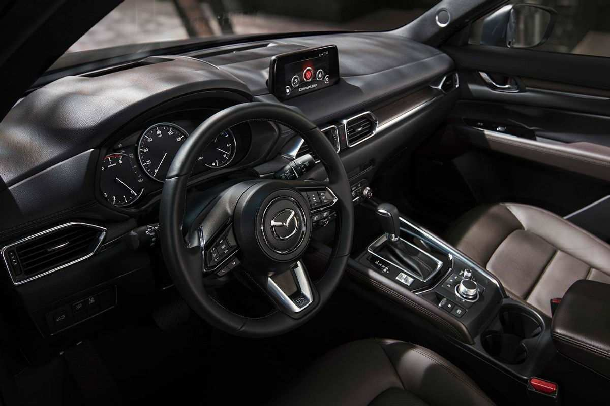88 Gallery of Mazda Cx 5 2020 Interior Redesign with Mazda Cx 5 2020 Interior