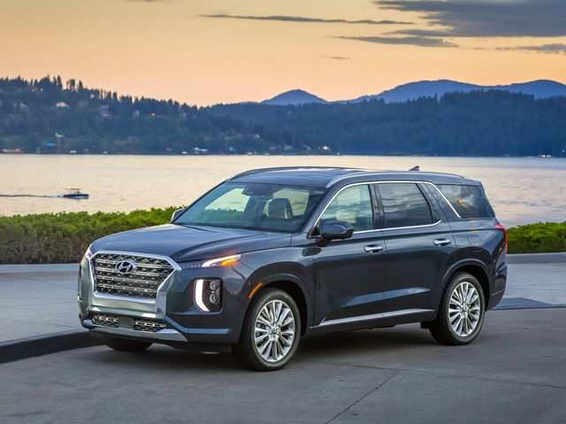 88 Gallery of When Will The 2020 Hyundai Palisade Be Available Redesign and Concept by When Will The 2020 Hyundai Palisade Be Available