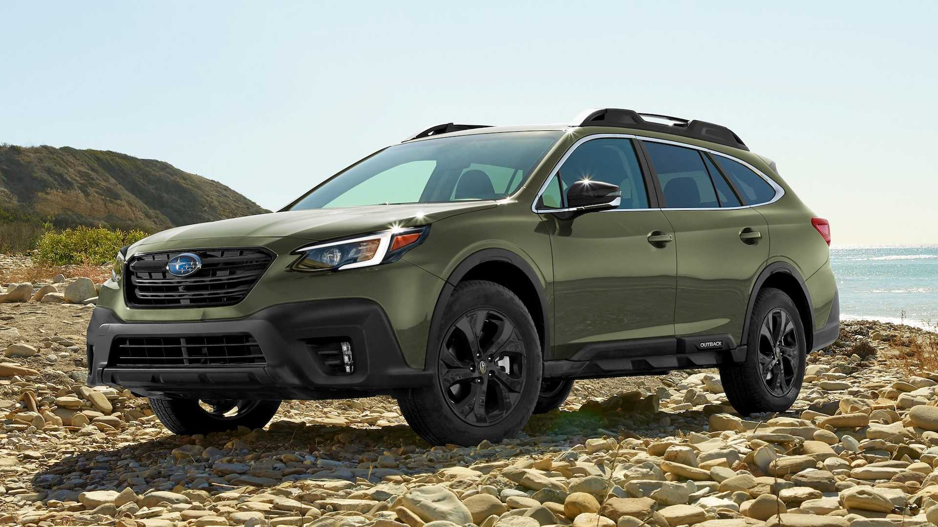 88 Great 2020 Subaru Outback Exterior Colors Pictures for 2020 Subaru Outback Exterior Colors