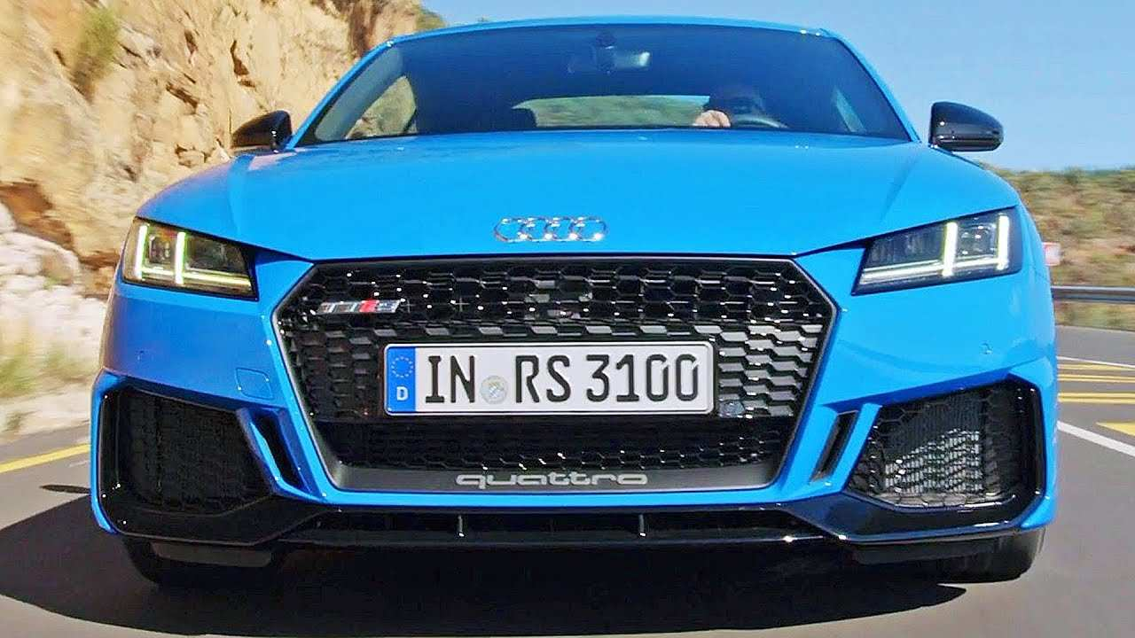 88 Great Audi Tt Rs 2020 Youtube Specs and Review by Audi Tt Rs 2020 Youtube
