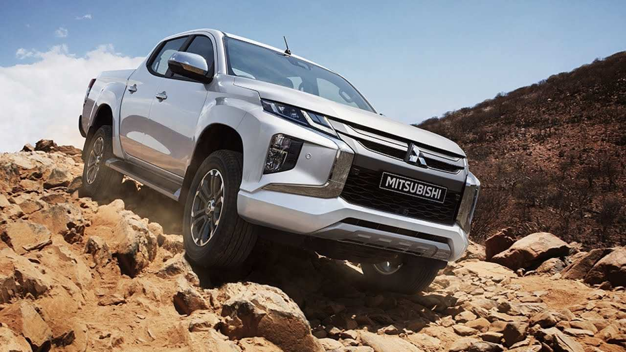 88 New 2019 Mitsubishi Triton Perfect Outdoor Picture with 2019 Mitsubishi Triton Perfect Outdoor