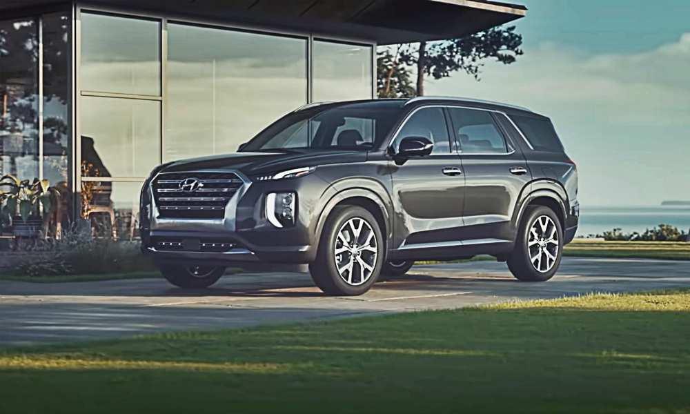 88 New Hyundai Full Size Suv 2020 Exterior for Hyundai Full Size Suv 2020