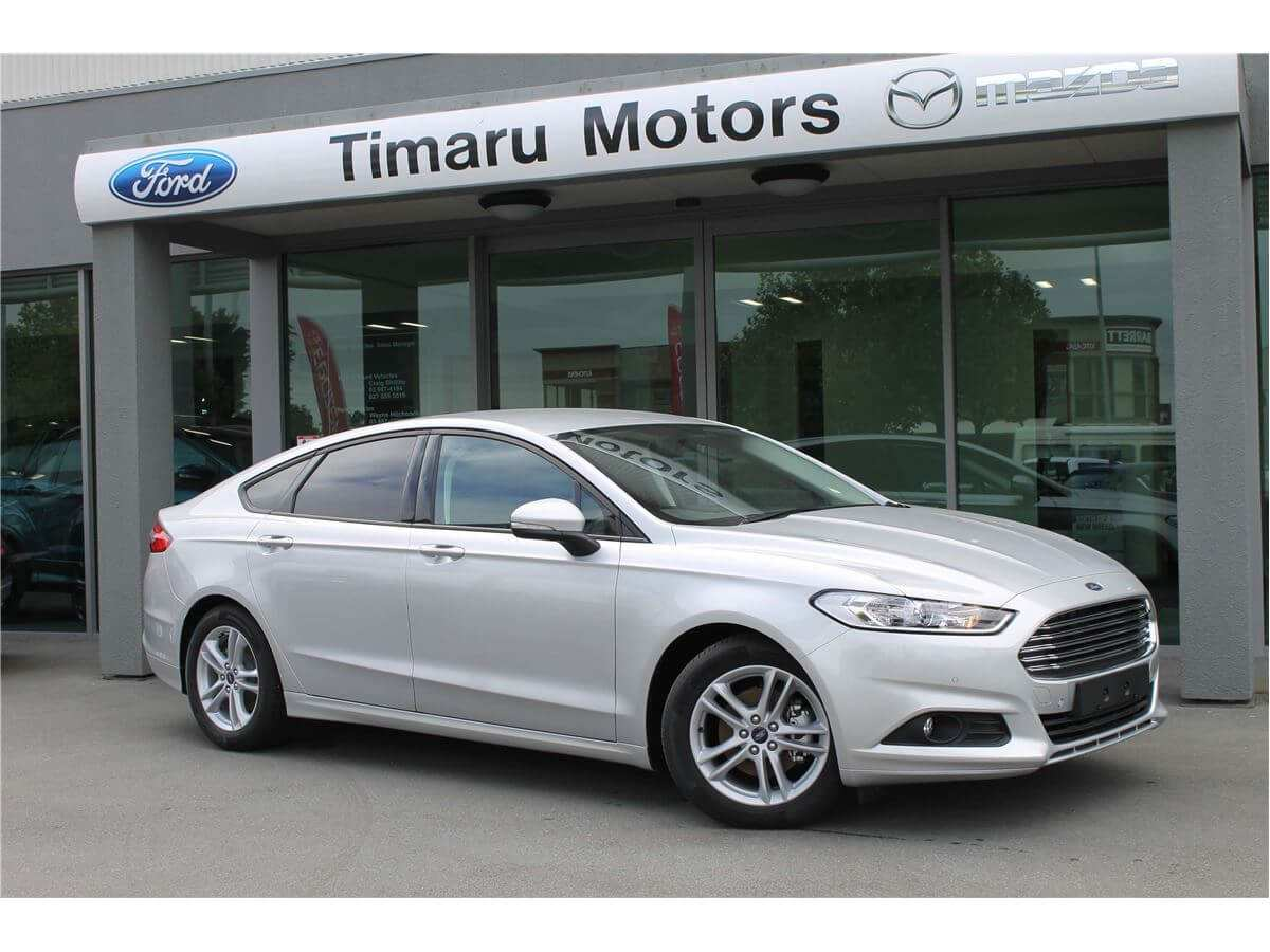 88 The 2019 Ford Mondeo History for 2019 Ford Mondeo