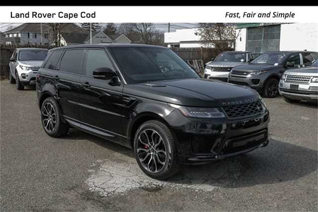 88 The 2019 Range Rover Sport Concept by 2019 Range Rover Sport