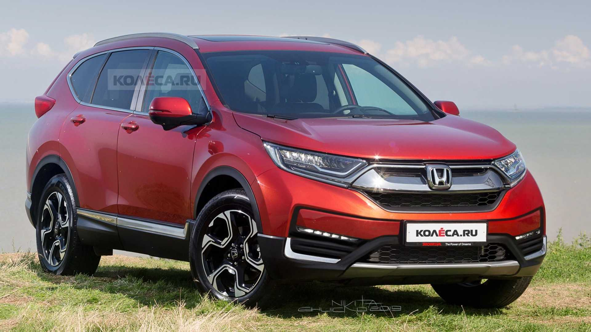 88 The 2020 Honda Crv Release Date First Drive for 2020 Honda Crv Release Date