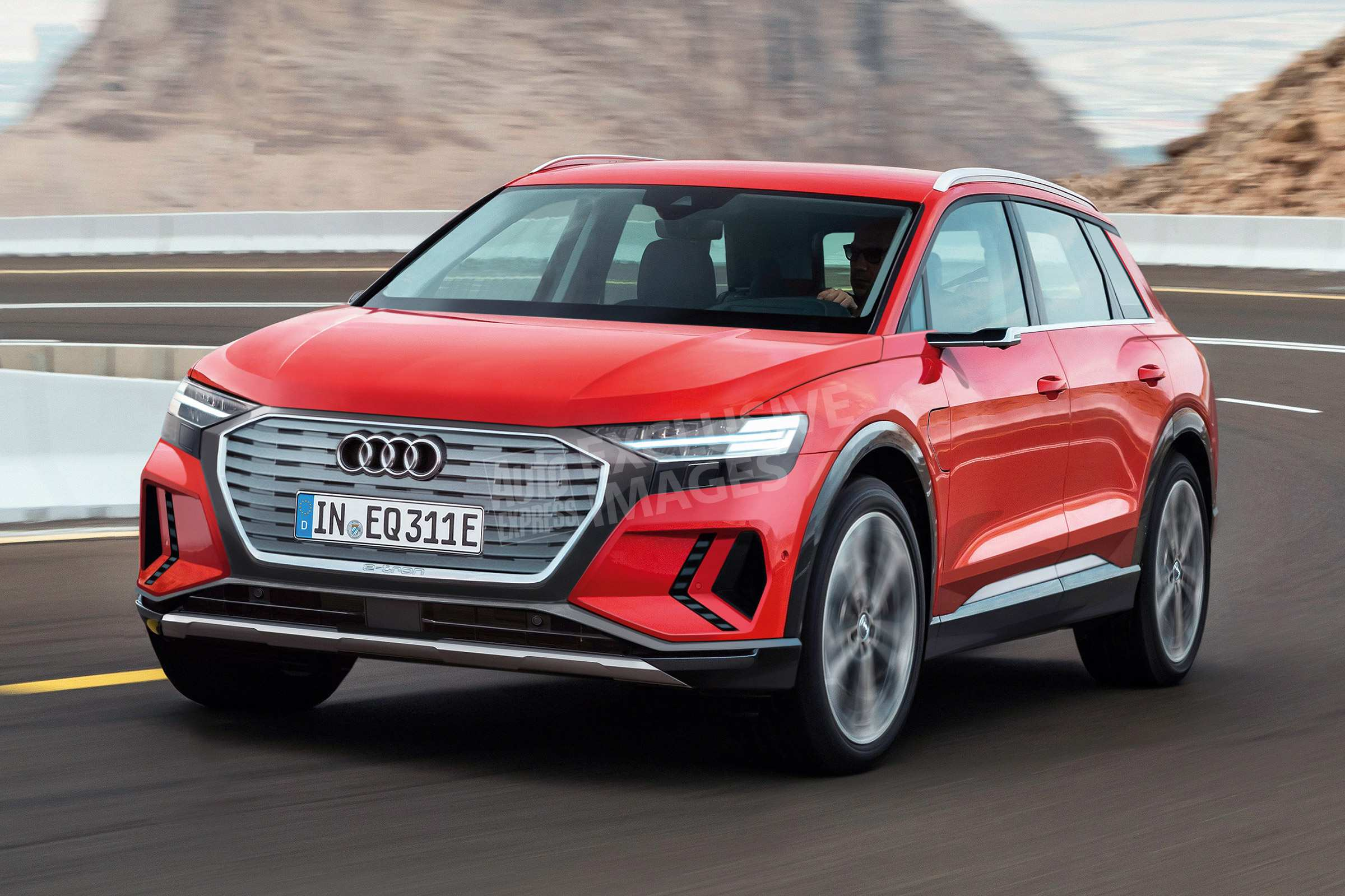88 The Audi Electric Suv 2020 Redesign and Concept by Audi Electric Suv 2020