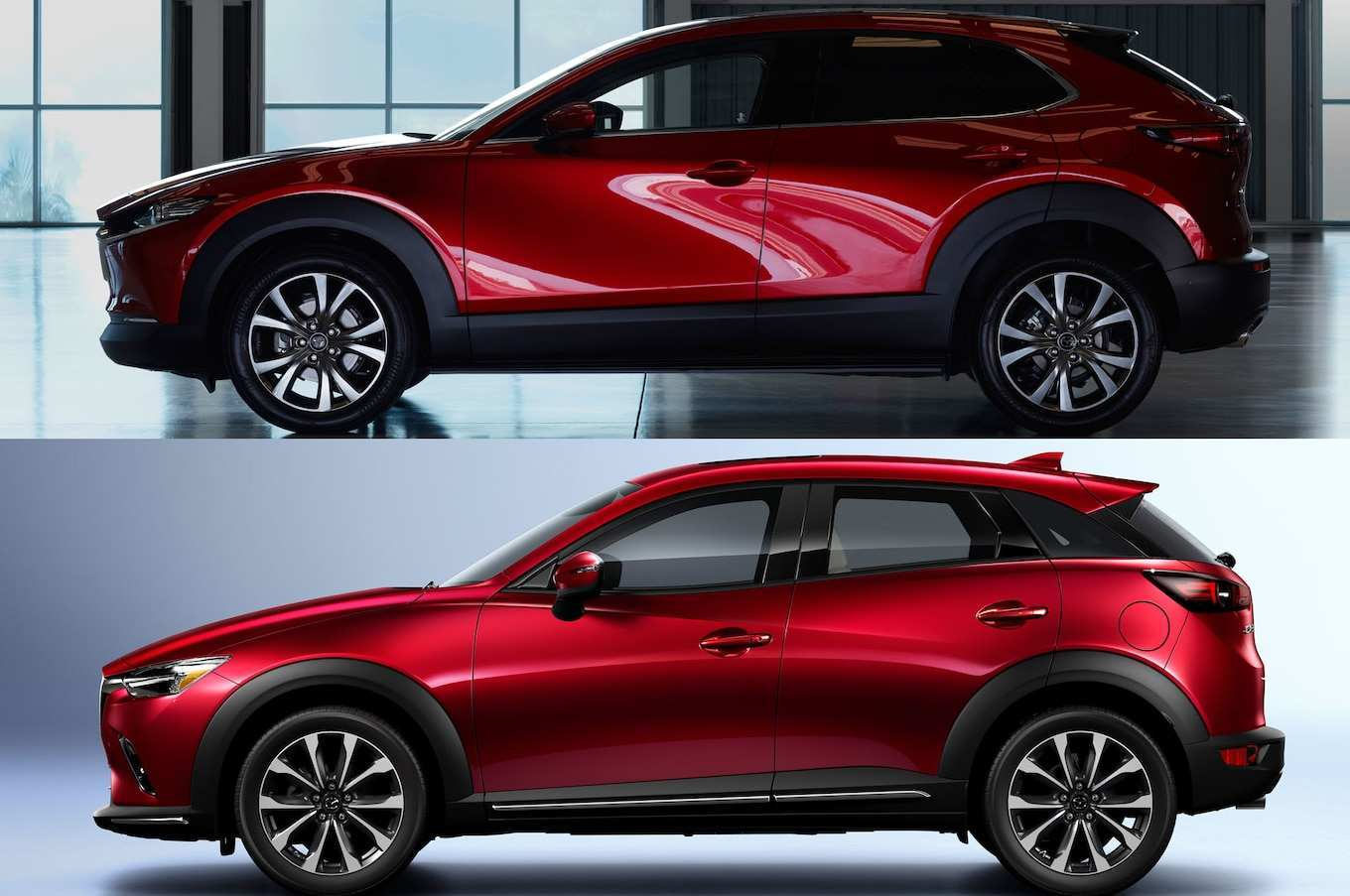 89 All New 2020 Mazda X30 Exterior by 2020 Mazda X30