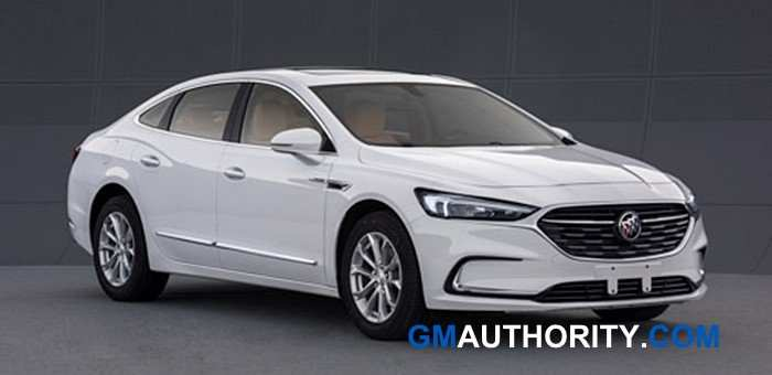 89 Best Review 2020 Buick Lacrosse China Pictures by 2020 Buick Lacrosse China