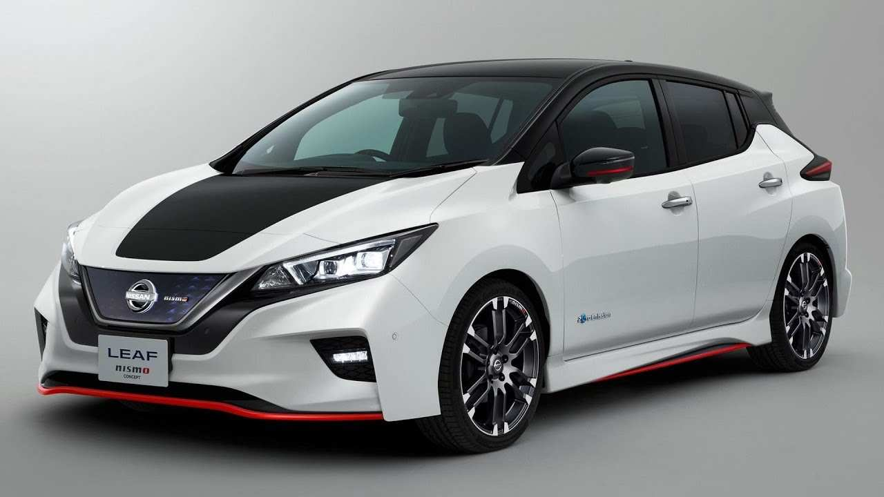 89 Best Review Nissan Leaf 2019 Review Redesign for Nissan Leaf 2019 Review