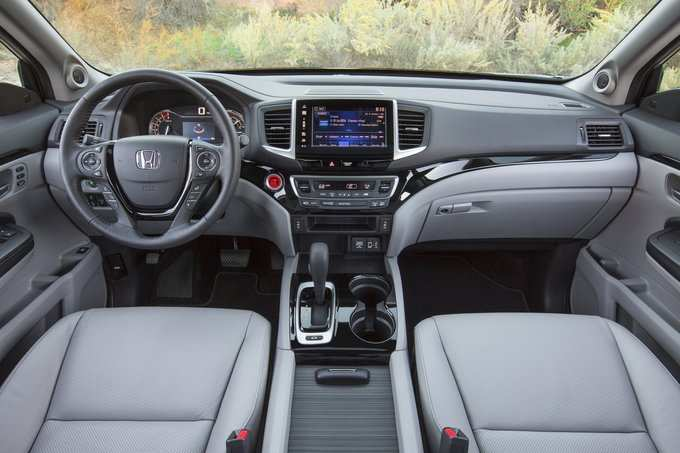 89 Concept of Honda Ridgeline Redesign 2020 Redesign for Honda Ridgeline Redesign 2020