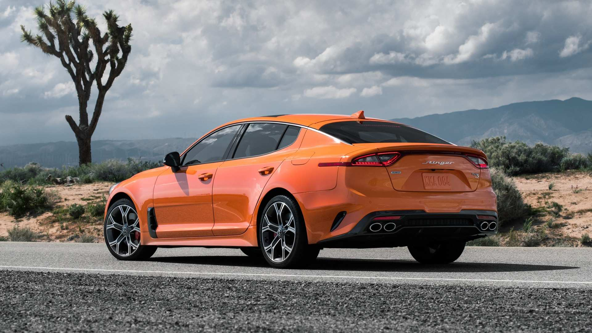 89 Gallery of 2020 Kia Stinger Gt Engine by 2020 Kia Stinger Gt