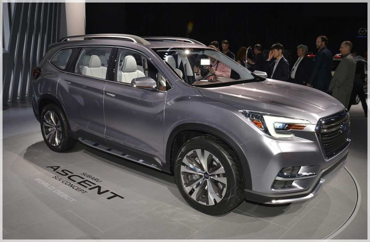 89 Gallery of New Generation 2020 Subaru Outback Ratings with New Generation 2020 Subaru Outback