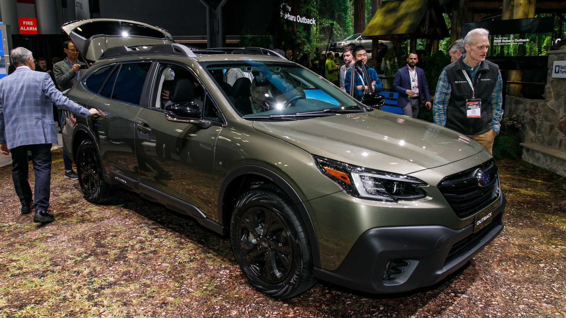 89 Gallery of Subaru Outback 2020 New York Exterior by Subaru Outback 2020 New York