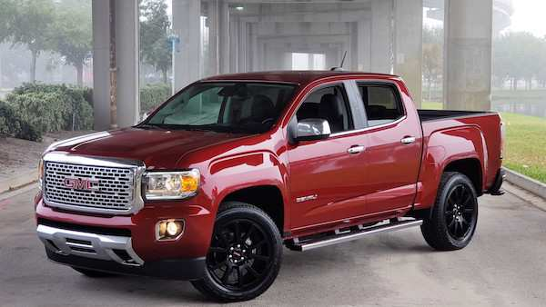 89 Great 2019 Gmc Canyon Denali Rumors for 2019 Gmc Canyon Denali