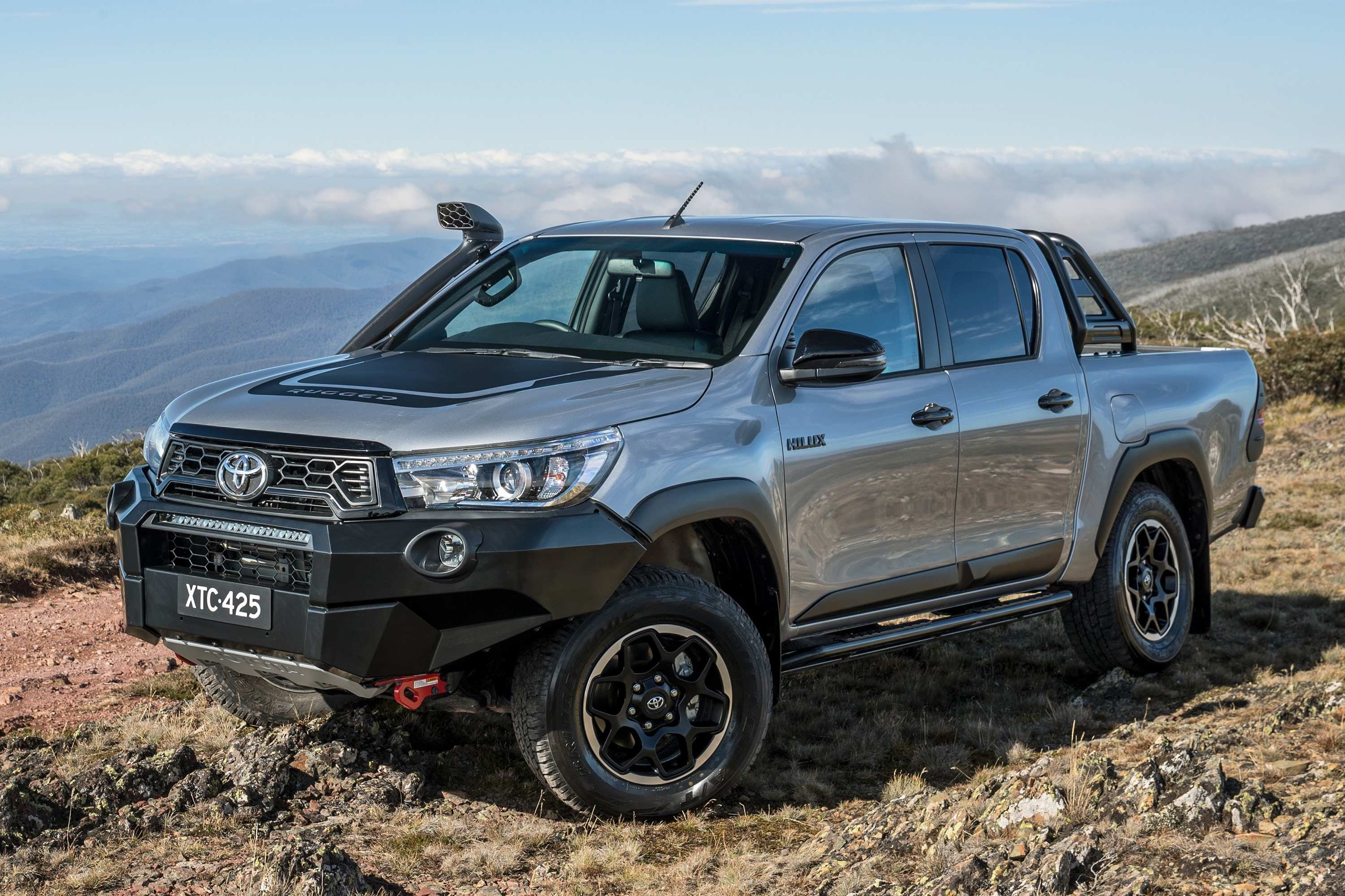89 Great 2019 Toyota Hilux Images by 2019 Toyota Hilux