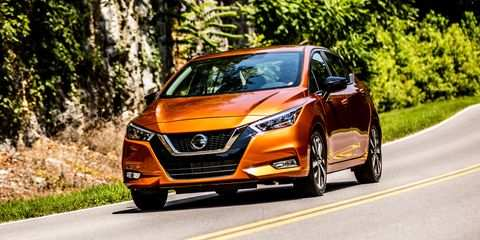 89 Great Nissan Versa 2020 Configurations with Nissan Versa 2020