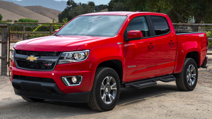89 New 2020 Chevrolet Colorado Updates Performance and New Engine for 2020 Chevrolet Colorado Updates