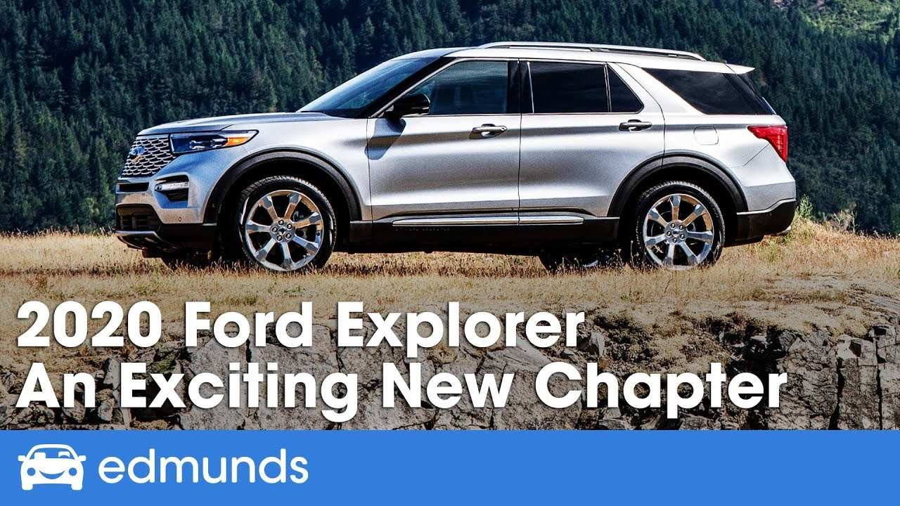 89 New 2020 Ford Explorer Youtube Research New by 2020 Ford Explorer Youtube