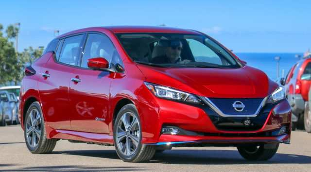 89 New Nissan Leaf 2019 Review Pictures for Nissan Leaf 2019 Review