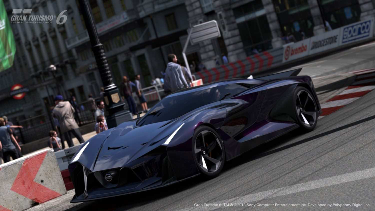 89 The Nissan Concept 2020 Gran Turismo First Drive for Nissan Concept 2020 Gran Turismo