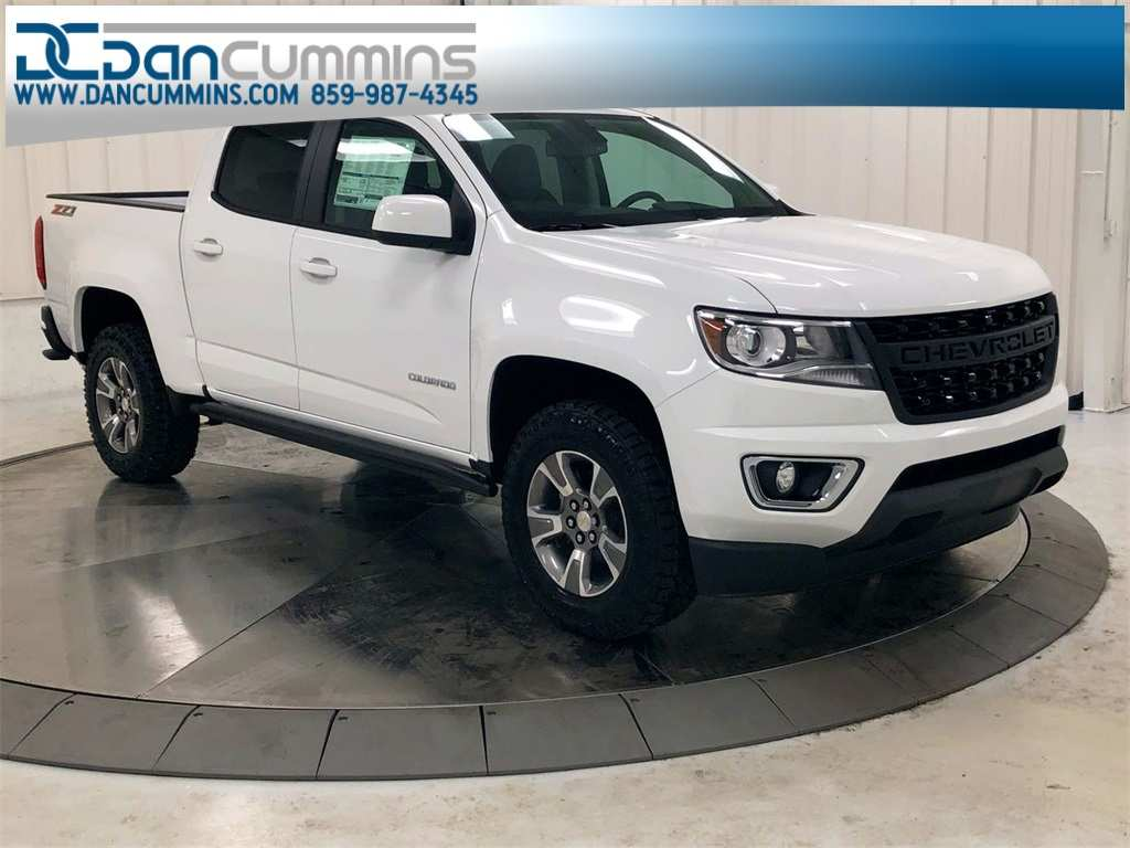 90 All New 2019 Chevrolet Colorado Spesification with 2019 Chevrolet Colorado