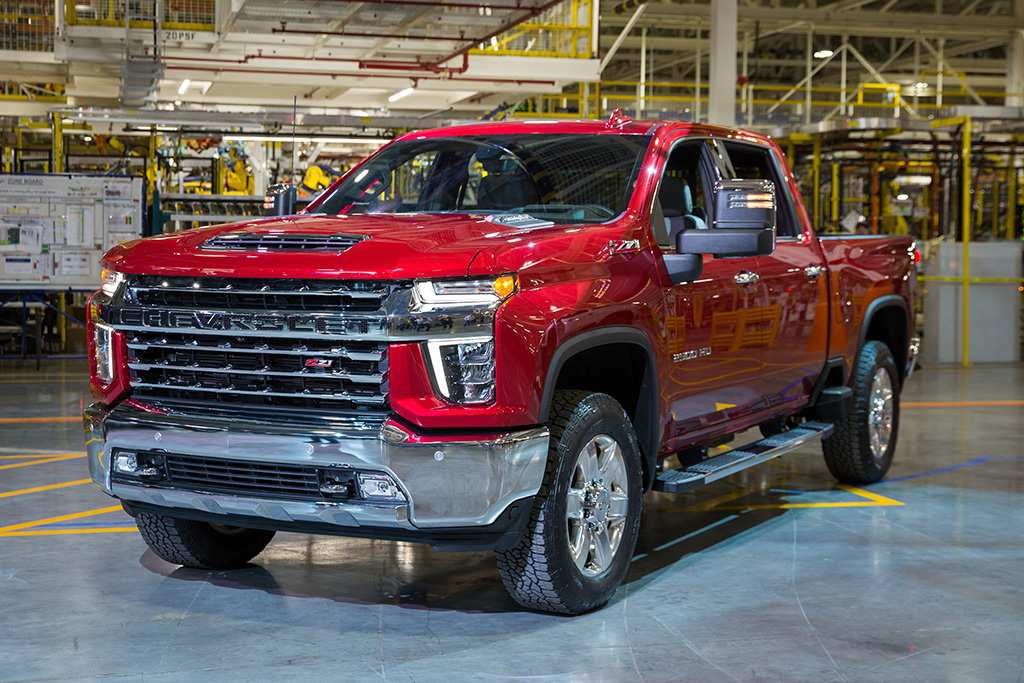 90 All New Chevrolet Silverado 2020 Release Date by Chevrolet Silverado 2020