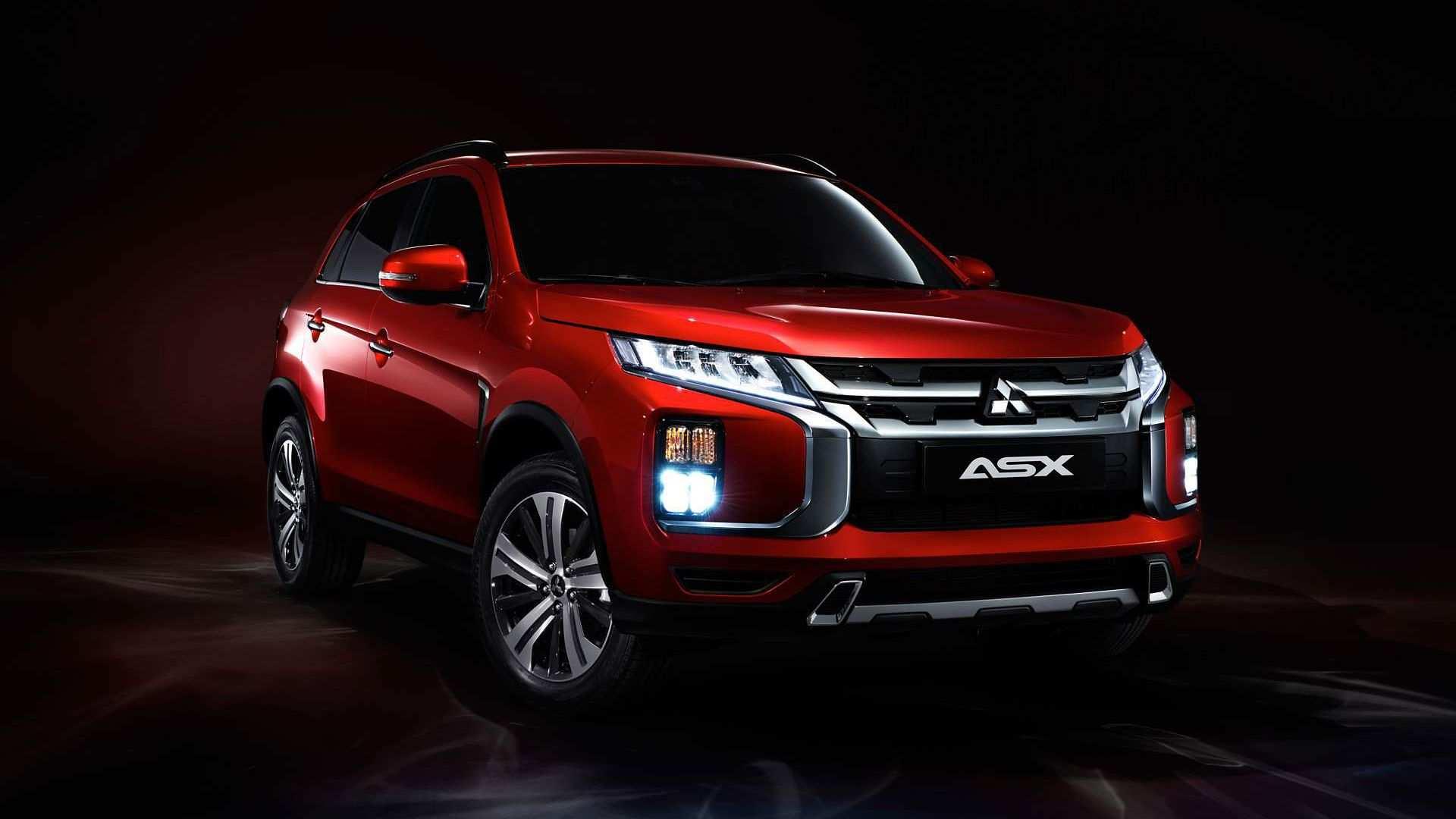 90 All New Mitsubishi Asx 2020 Dane Techniczne Specs with Mitsubishi Asx 2020 Dane Techniczne