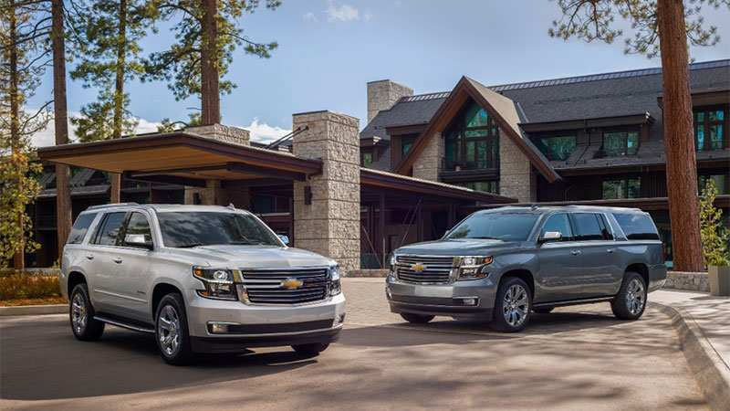 90 Best Review Chevrolet Tahoe 2020 Release Date Interior for Chevrolet Tahoe 2020 Release Date