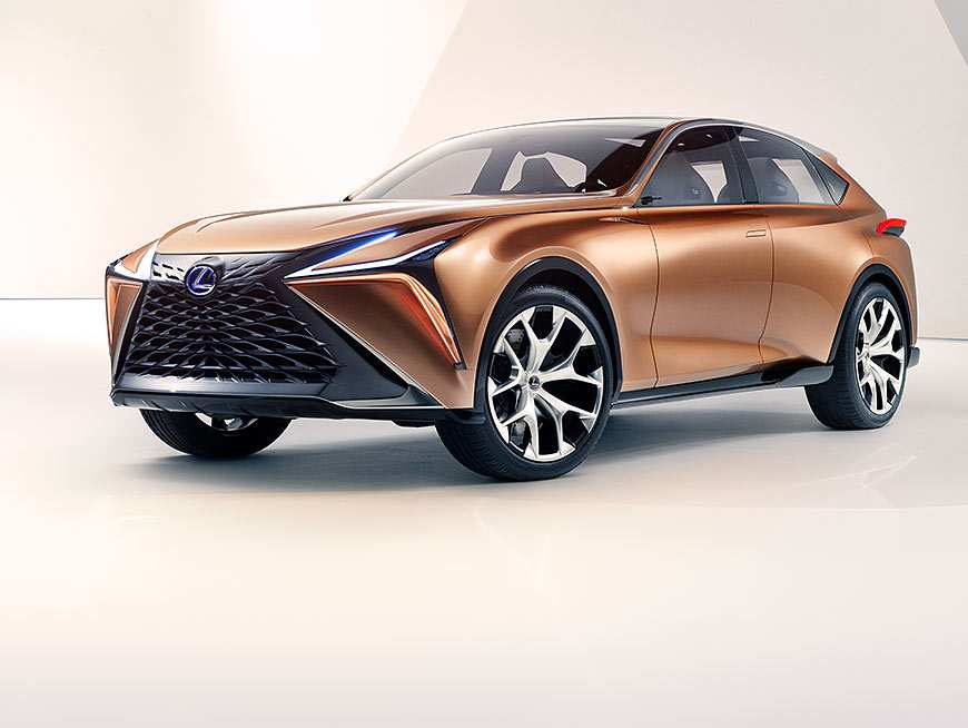 90 Best Review Lexus Concept 2020 Model by Lexus Concept 2020