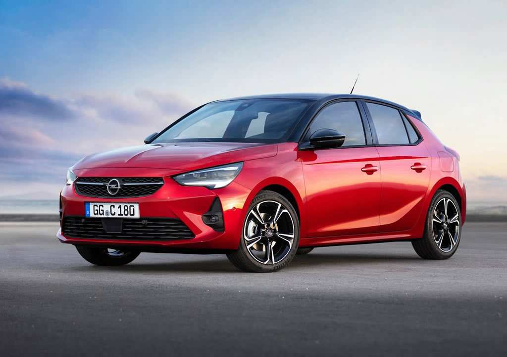 90 Best Review Yeni Opel Corsa 2020 Exterior for Yeni Opel Corsa 2020