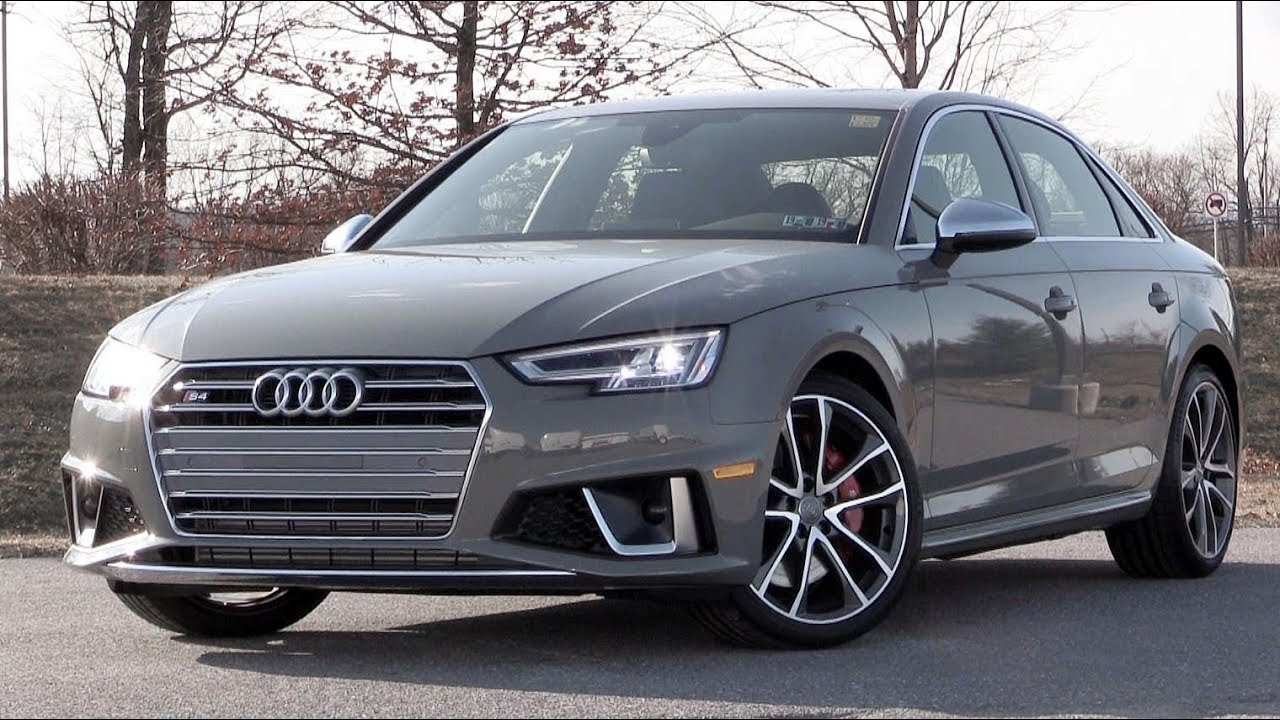 90 Concept of 2019 Audi S4 Spy Shoot with 2019 Audi S4