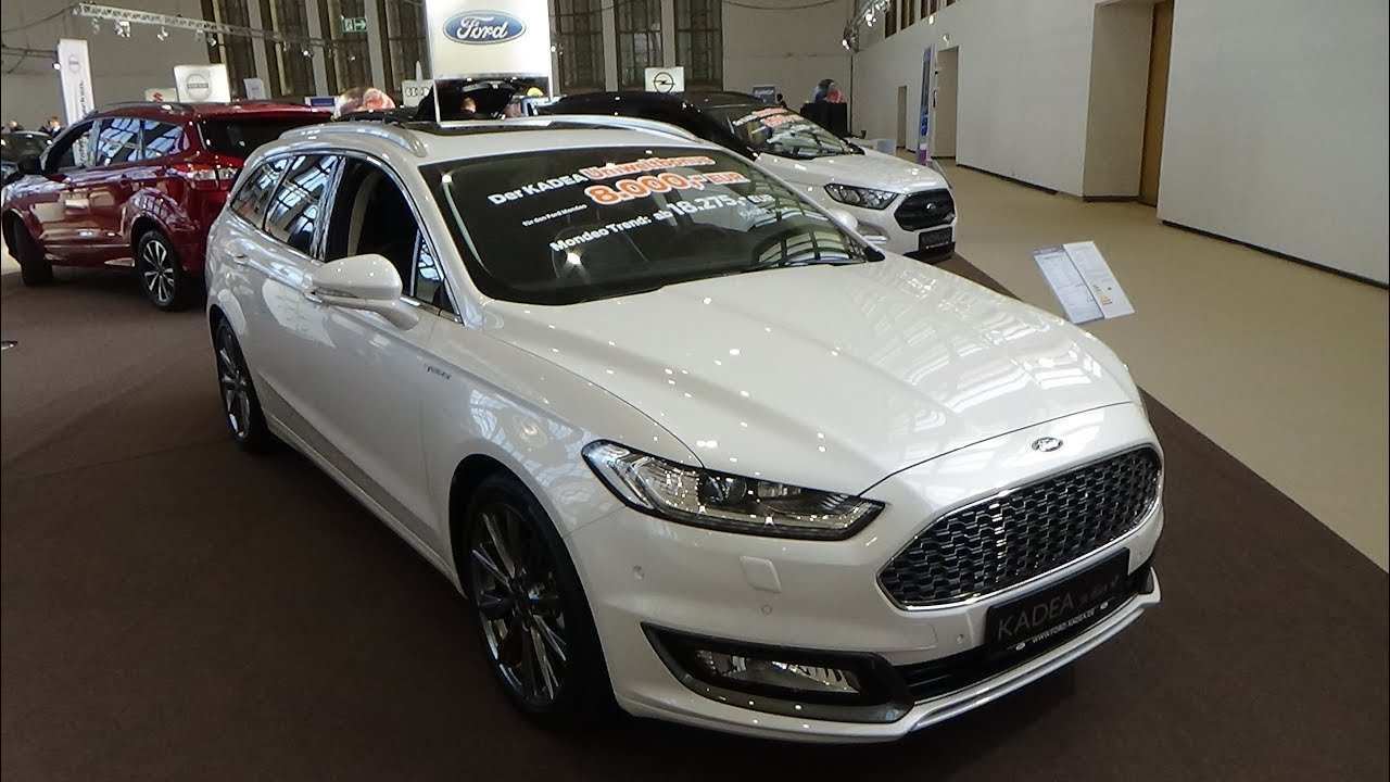 90 Concept of 2019 Ford Mondeo Vignale Prices with 2019 Ford Mondeo Vignale