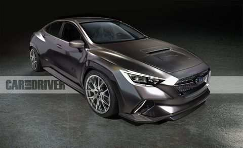 90 Concept of 2020 Subaru Wrx Release Date Performance and New Engine by 2020 Subaru Wrx Release Date