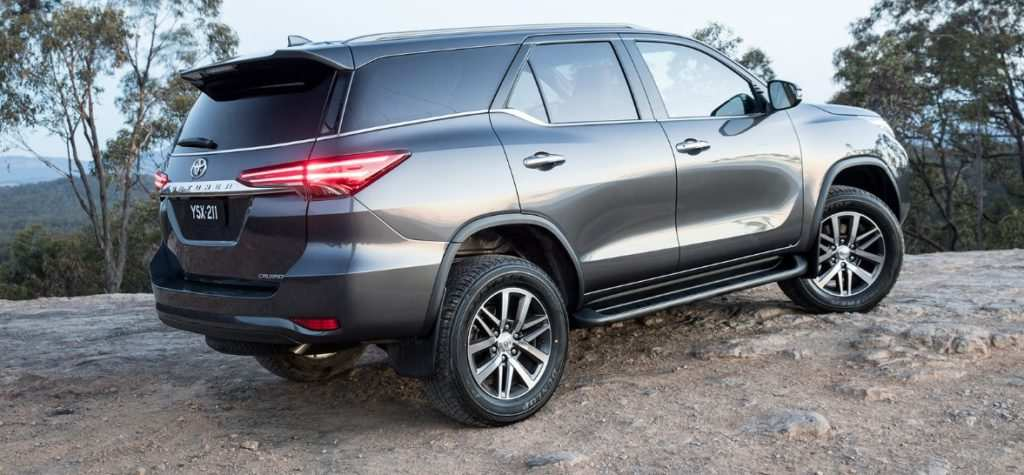 90 Gallery of 2019 Toyota Fortuner Exterior and Interior with 2019 Toyota Fortuner