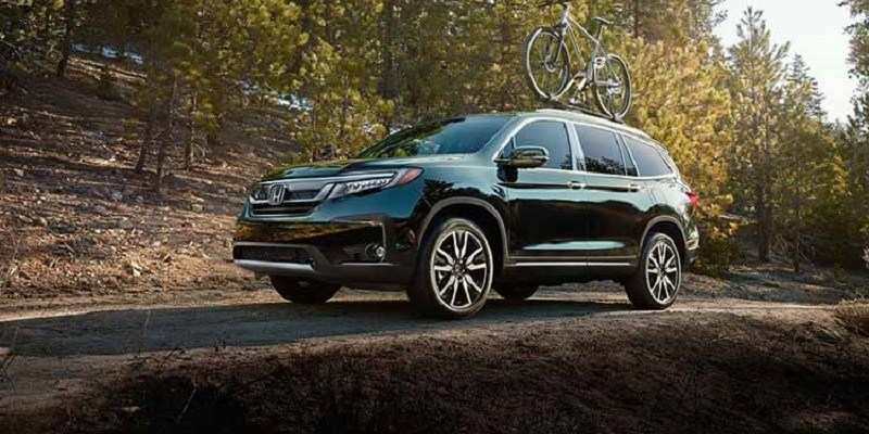 90 Gallery of Honda Pilot 2020 Hybrid Images by Honda Pilot 2020 Hybrid