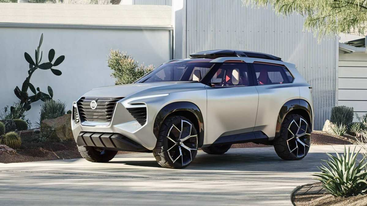 90 Gallery of Nissan Concept 2020 Suv Price with Nissan Concept 2020 Suv