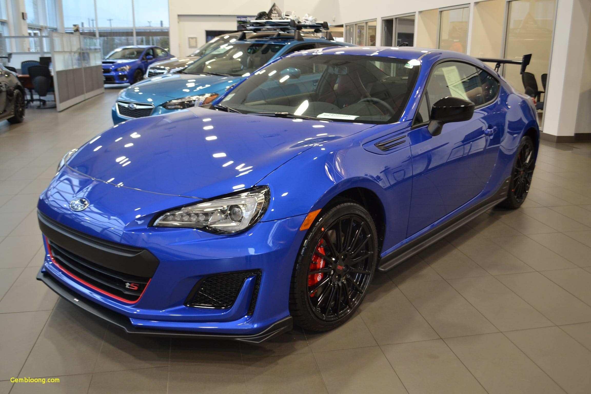 90 Great 2019 Subaru Brz Sti Pricing with 2019 Subaru Brz Sti