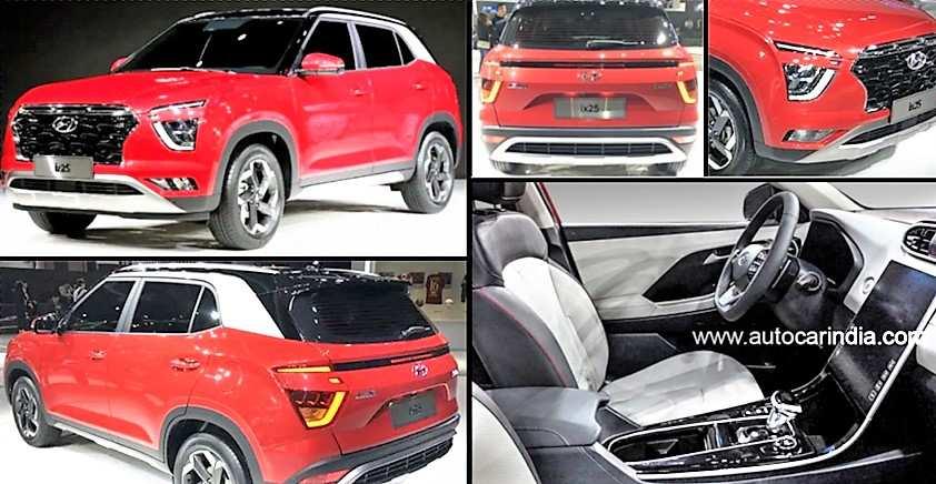 90 New Hyundai Ix25 2020 Rumors with Hyundai Ix25 2020